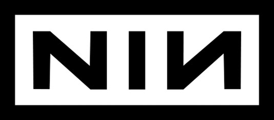35 beautiful band logo designs - Nine Inch Nails