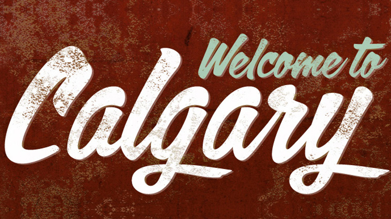 Font of the day: Calgary Script | Creative Bloq
