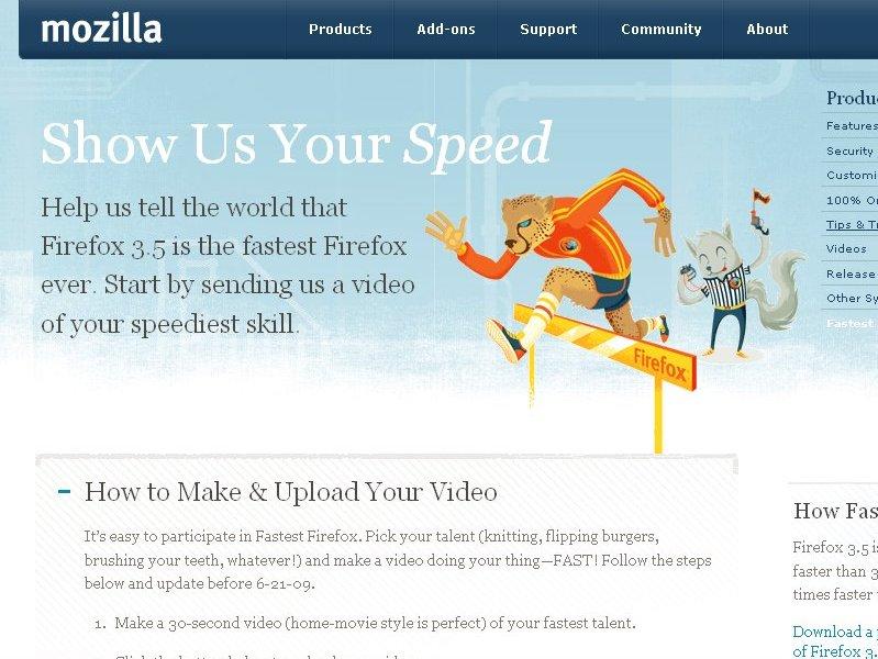 Mozilla looking beyond Firefox 3 5 | TechRadar
