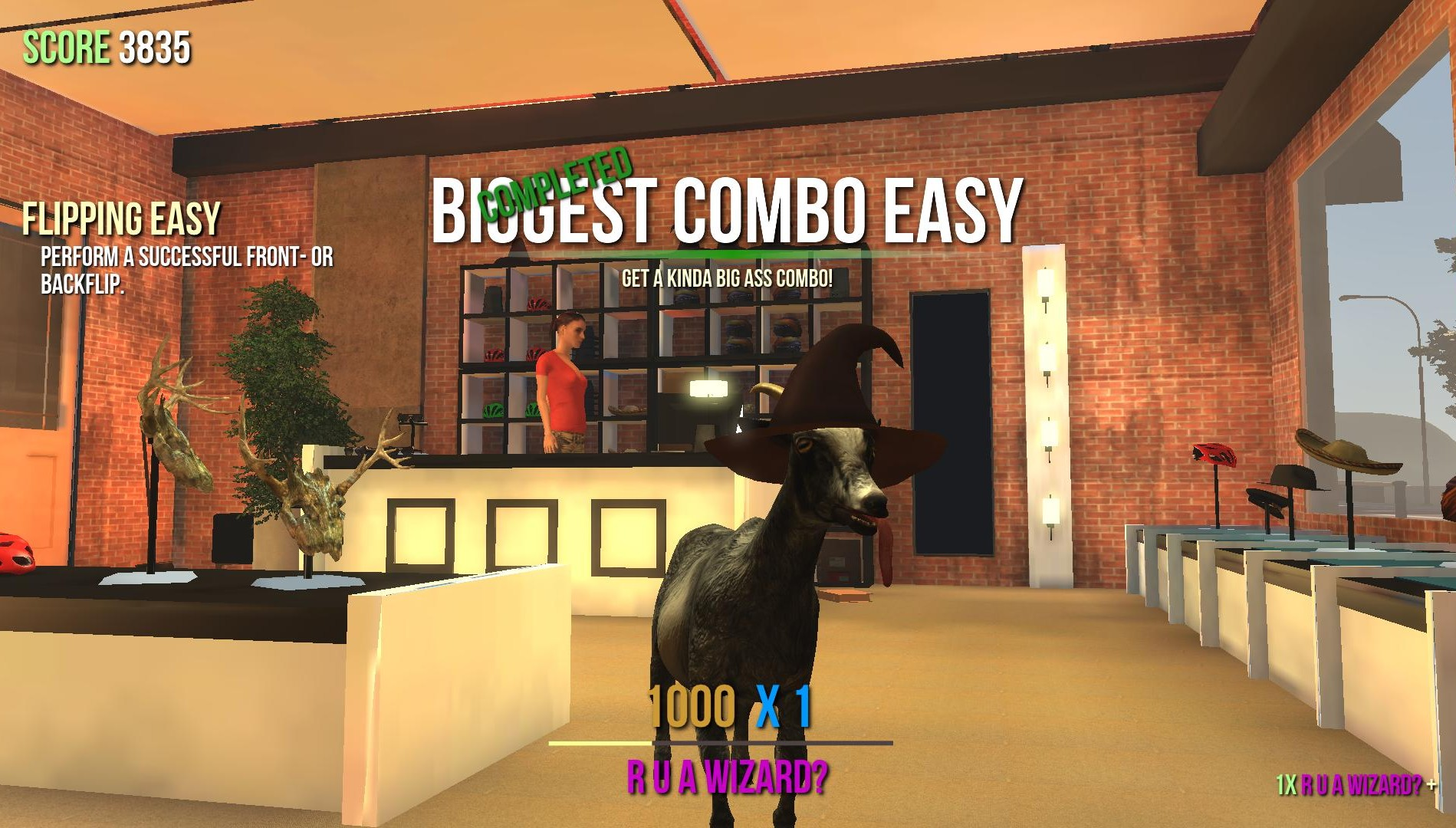 Goat Simulator update will release on June 3rd, adds new map ...