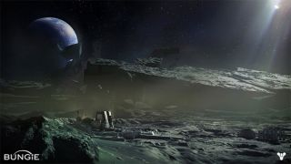 Bungie Destiny moon next-gen