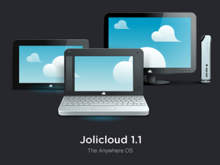 JoliCloud - 'a radically different OS'