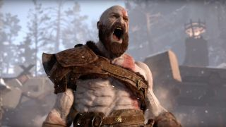 Kratos returns as the disappointed Dad of War
