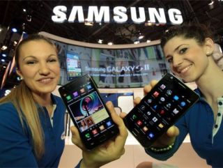 Samsung Galaxy S II coming to Three