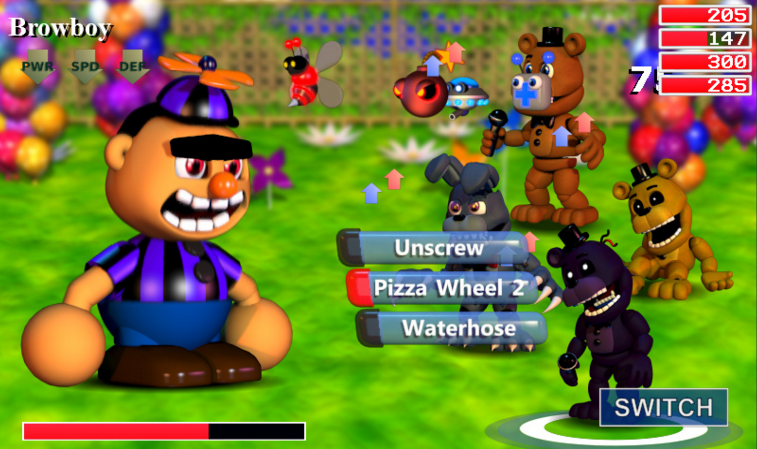 Five Nights at Freddy's World is back, and it's free | PC Gamer