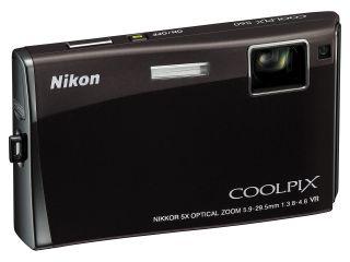 The Nikon S60