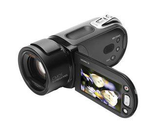 IFA 2008: Samsung's 1080i Full HD flash camcorder