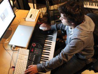 Sharooz a man of many sampling talents
