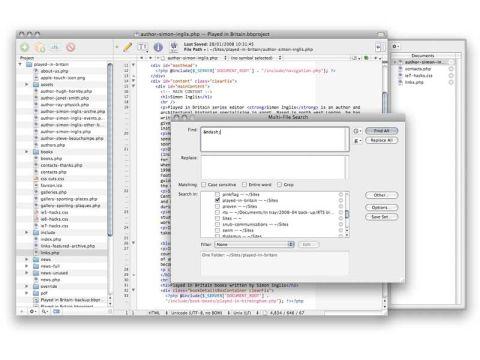 Bare Bones Software BBEdit 9.1