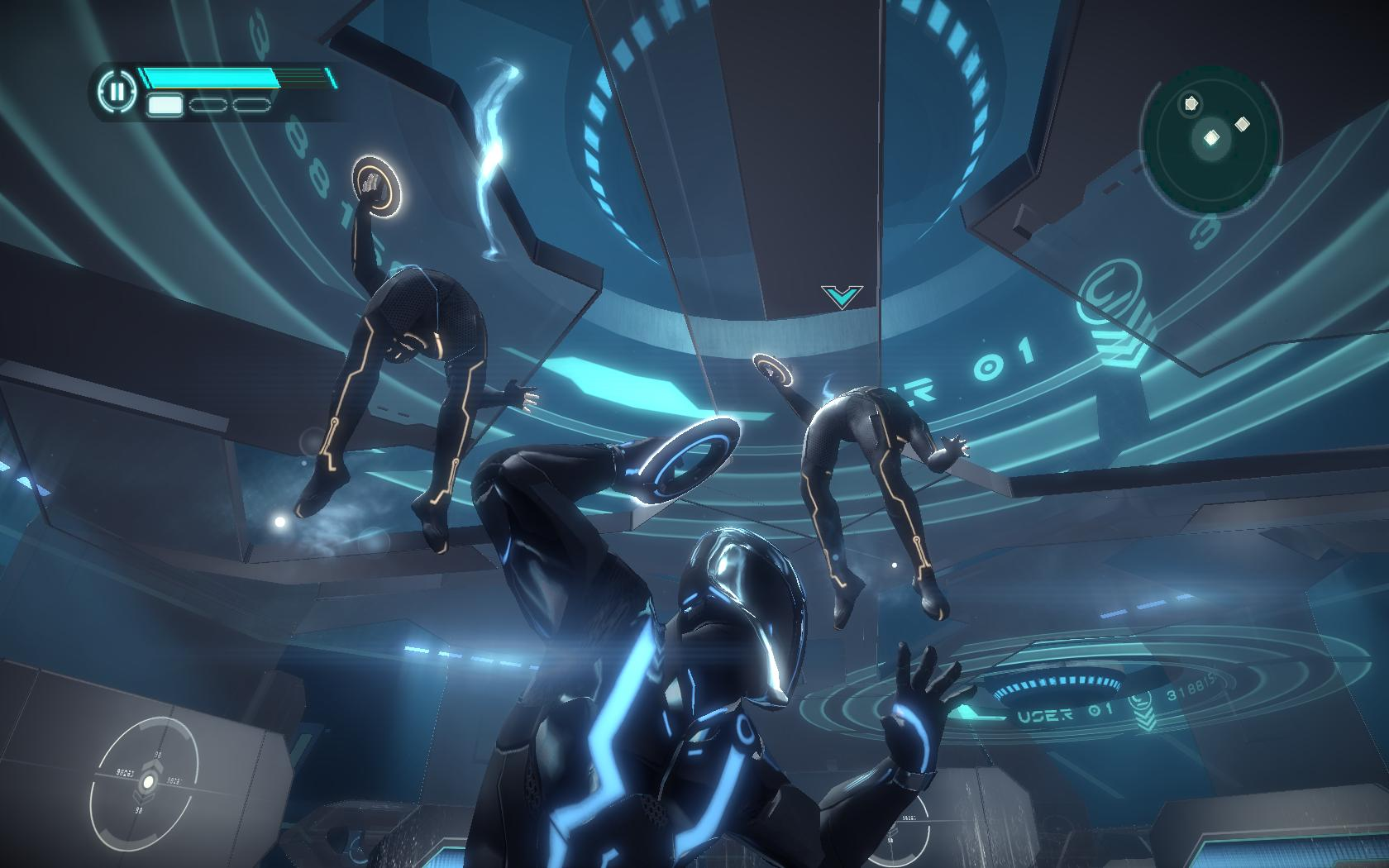 Tron: Evolution review | PC Gamer