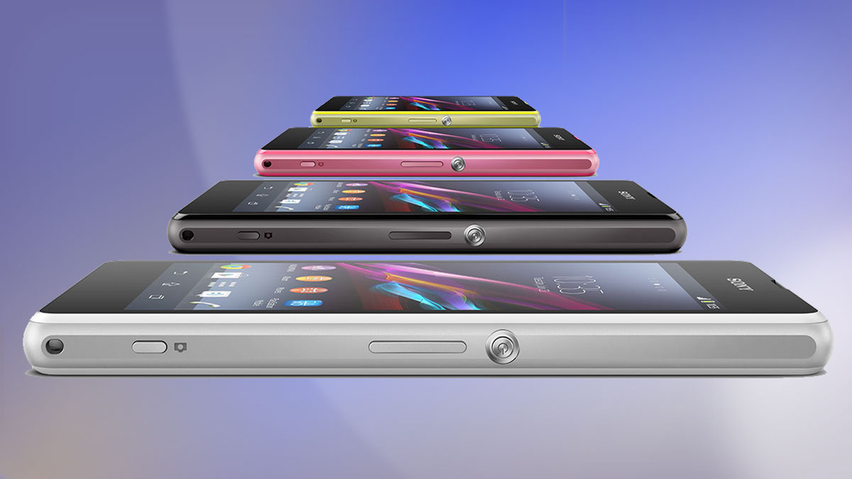 Sony Xperia Z1 Compact Techradar Z3 Seken