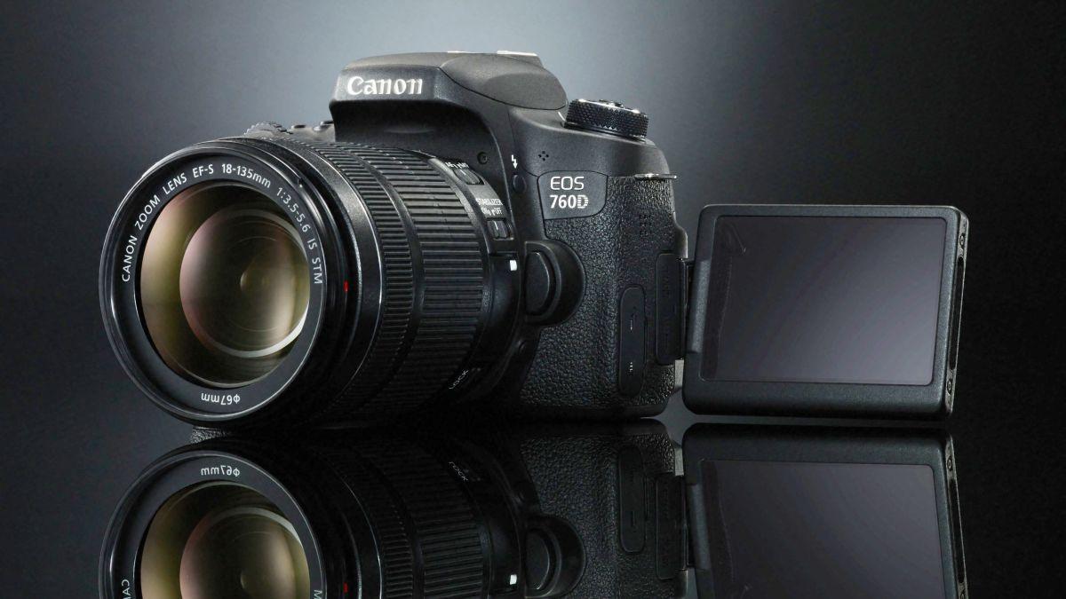 Canon EOS Rebel T6s / EOS 760D