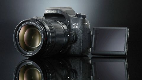 Canon Eos Rebel T6s Eos 760d Review Techradar