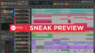 Bitwig is giving you a taste of what's to come...