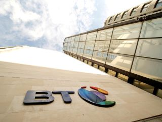 BT - clinging on to the Up to advertising