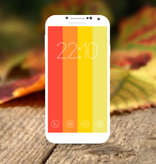 10 minimalist Android lockscreens to download for free
