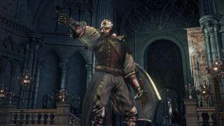Dark Souls gesture 1