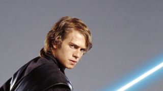 Anakin - hates sand