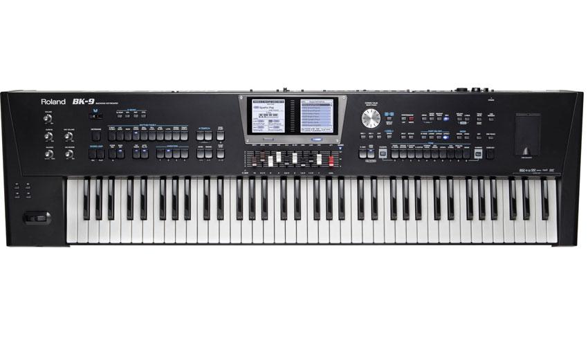 Musikmesse 2013: Roland announces BK-9 Backing Keyboard   MusicRadar