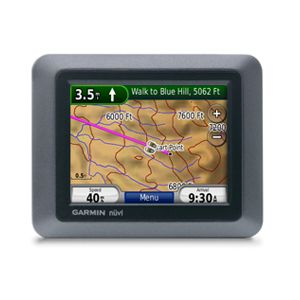Garmin s new nuvi 500 range for drivers walkers cyclists ramblers and more