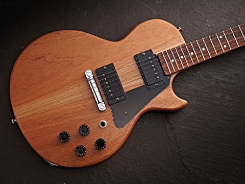 The GS2 60 is hand-built from Brazilian cedar.