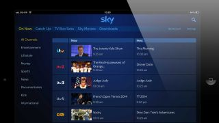 ITV channels arrive on Sky Go Encore to follow