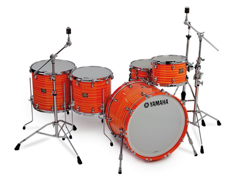 Yamaha Club Custom Kit Musicradar