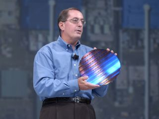Intel boss Paul Otellini hopes for growth in the smartphone and tablet PC market for its products in 2011