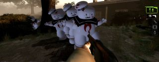 Left 4 Dead 2 Stay Puft Tank mod