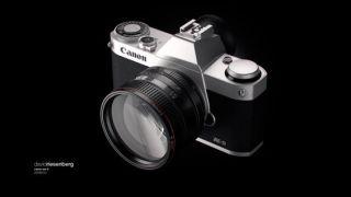 Canon mirrorless concept