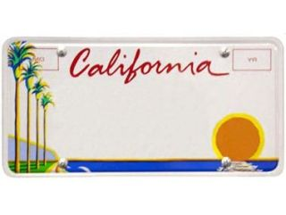 California considers introducing electronic license plates allowing for ads and personalised messaging