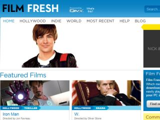 Stale studios attempt to Freshen up with DivX downloads