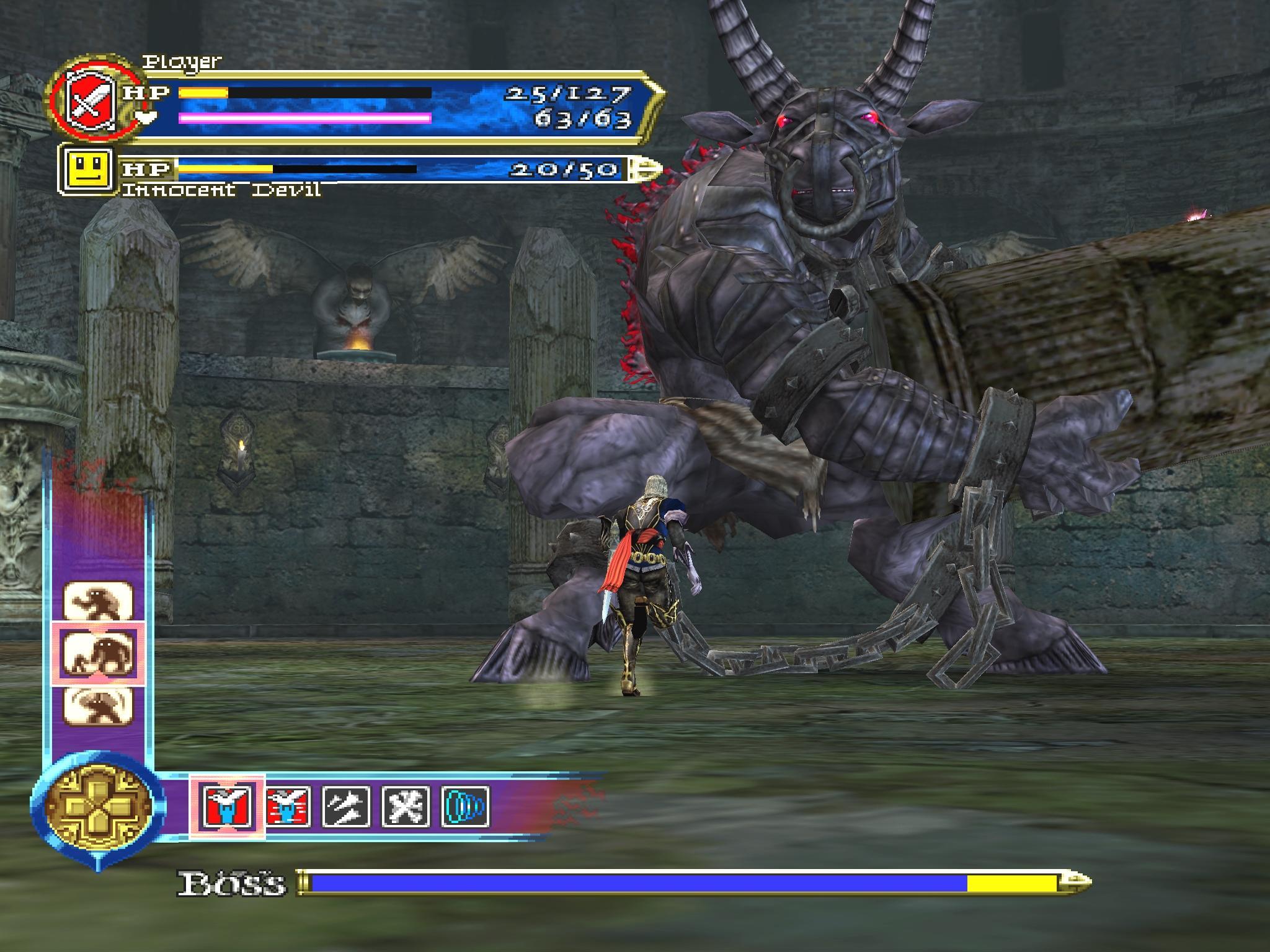 Castlevania Curse Of Darkness Review Gamesradar