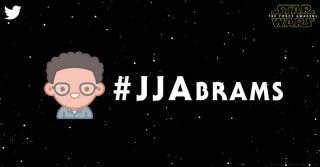 Star Wars Twitter JJ Abrams emoji