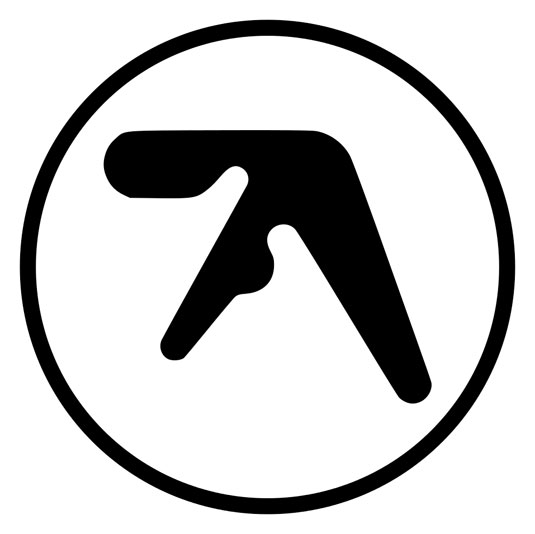 35 beautiful band logo designs - Aphex Twin