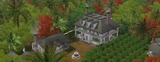 The Sims 3 Gaudet Plantation