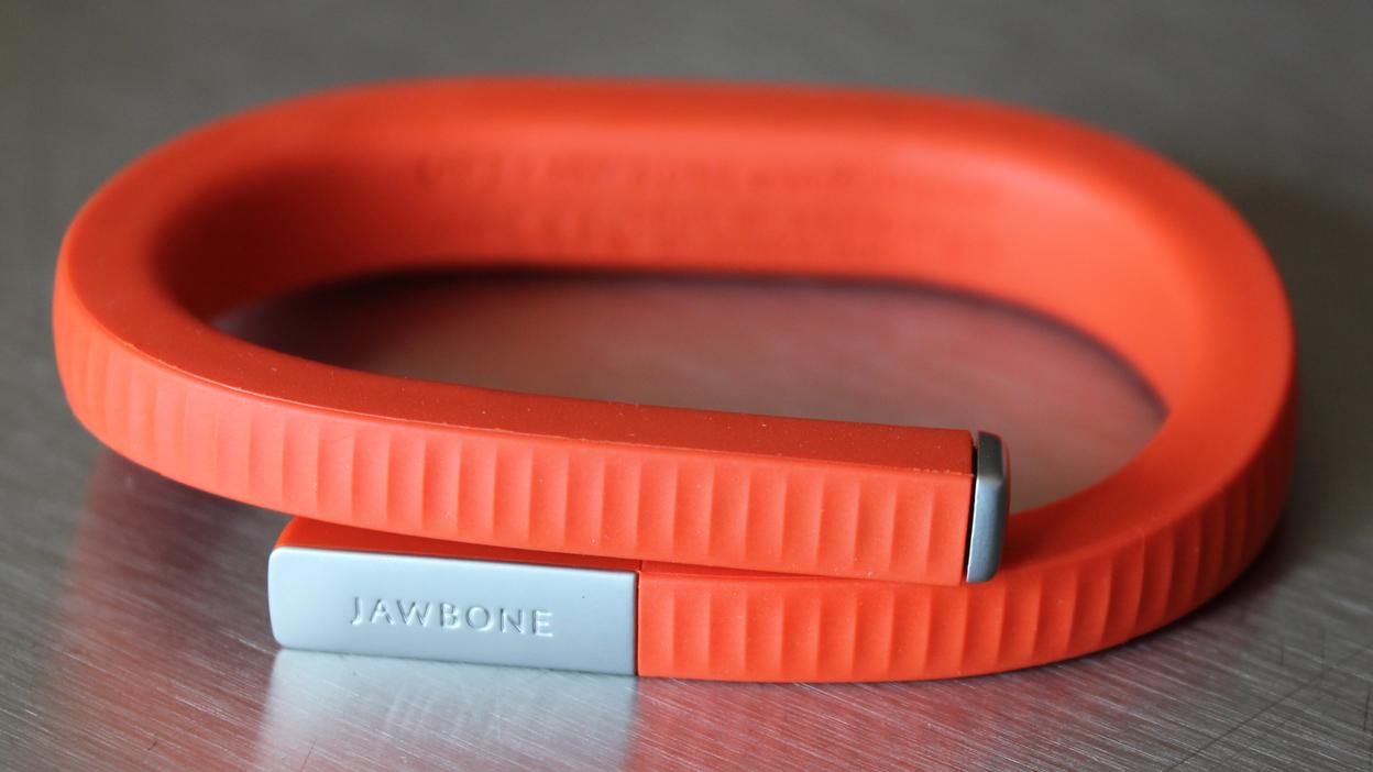Jawbone UP Fitness Tracking Wristband Activity Tracker Blue S