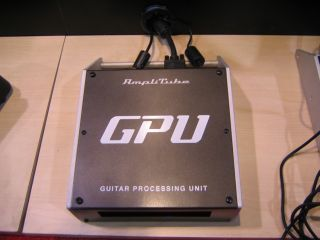 The Guitar Processing Unit can power AmpliTube on its own