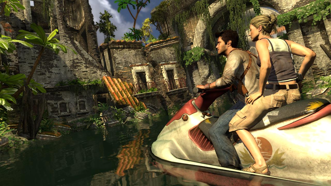 Uncharted Drake S Fortune Review Gamesradar