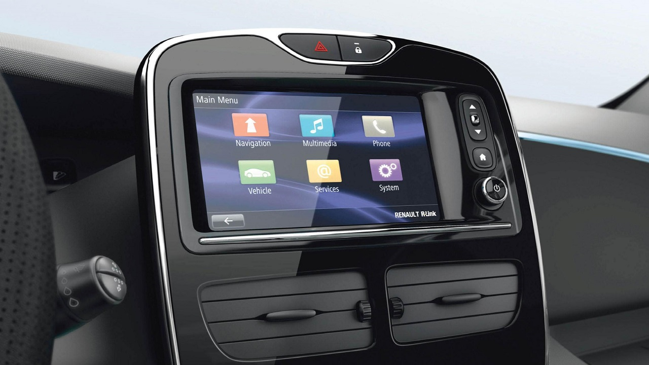 Renault launches Android-based R-Link in-car 'tablet' | TechRadar