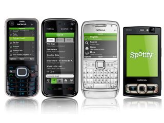 Spotify for Symbian now available