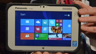 Panasonic Toughpad 7