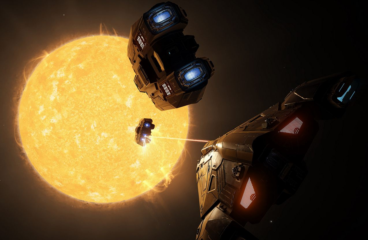 Use your phone, tablet or voice to control Elite: Dangerous | PC Gamer