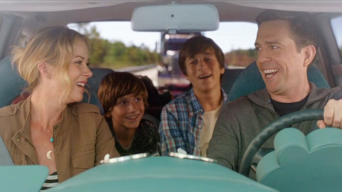 New TV spot for Vacation