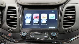 Chevrolet's MyLink puts your smartphone in the driving seat