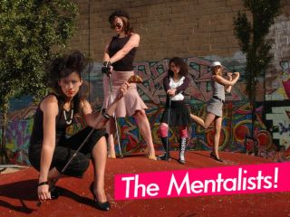 The Mentalists: Mental, obviously.