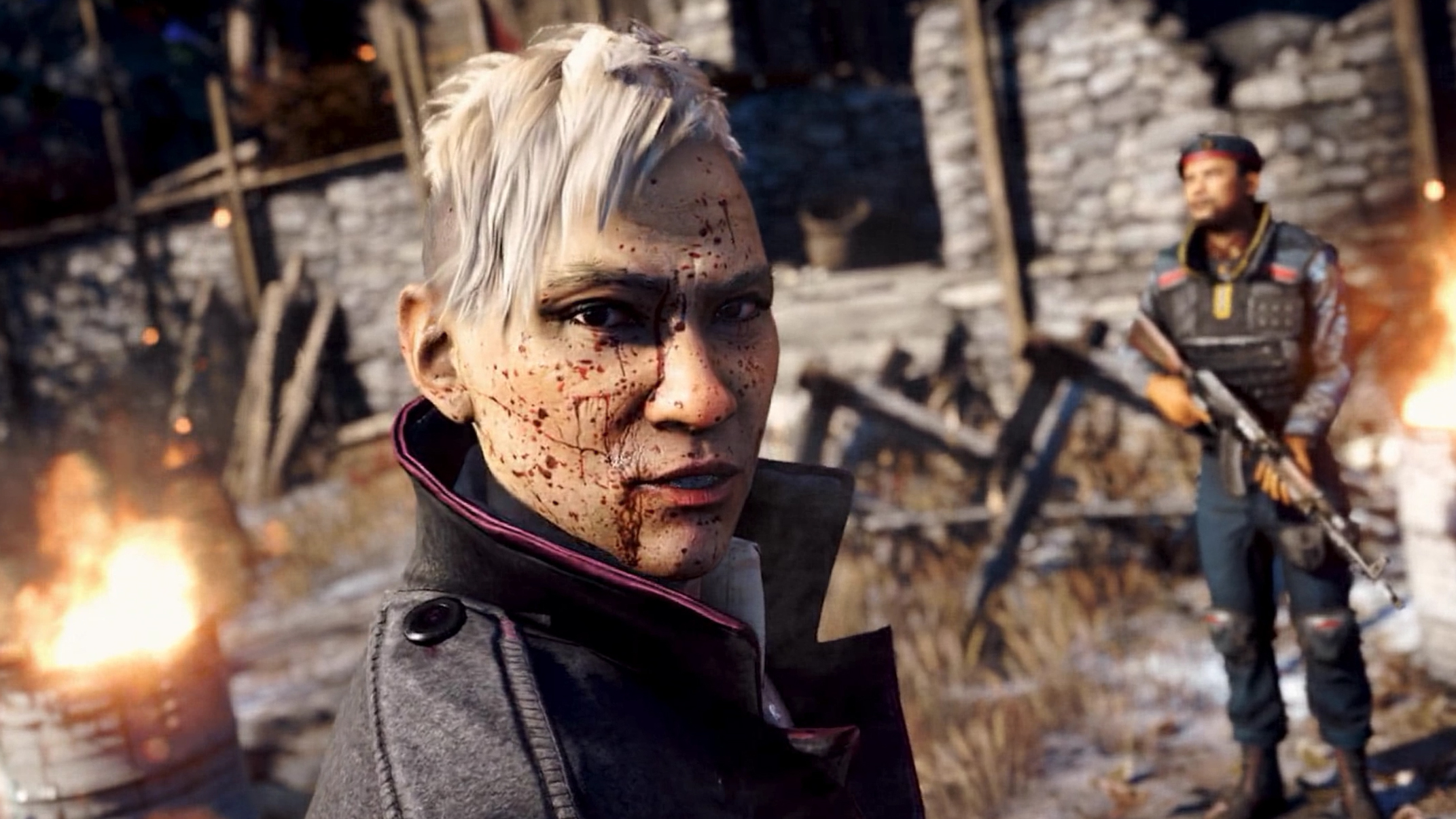 Far Cry 4 Gameplay Video Max Settings At 60 Fps On Lpc Pc Gamer