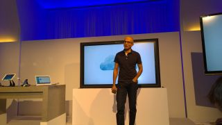 Satya Nadella Big Data Cloud Internet of Things