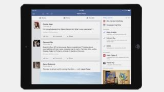 Facebook wants to to play more games through its iPad app