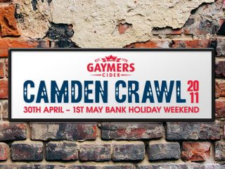 This year's Crawl runs April 30 and May 1 Bank Holiday weekend.